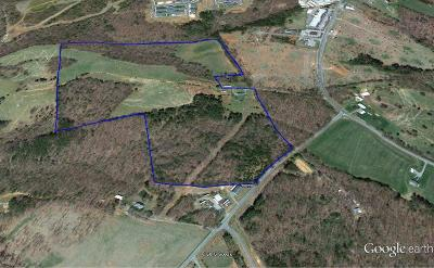 Franklin County Residential Lots & Land For Sale: 740 Scruggs Rd