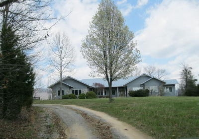 Bedford County Single Family Home For Sale: 4018 Goose Creek Valley Rd