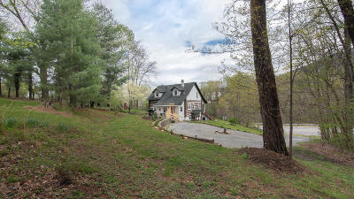 Single Family Home For Sale: 5681 Bent Mountain Rd