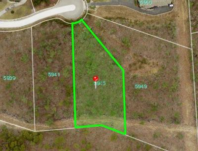 Roanoke County Residential Lots & Land For Sale: 5945 Paddington Ct
