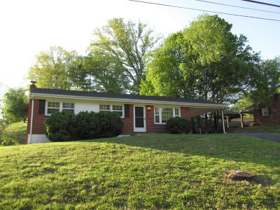 Vinton Single Family Home For Sale: 1023 Wyndham Dr