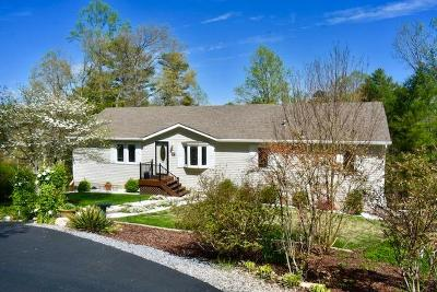 Goodview Single Family Home For Sale: 107 Edgewater Ct