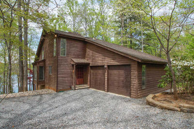 Single Family Home For Sale: 104 Tulip Tree Ln