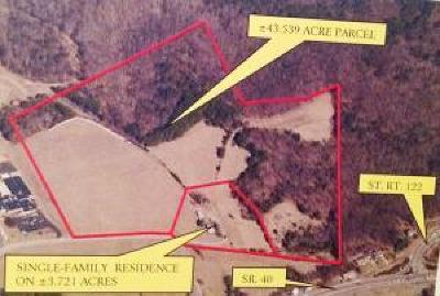 Franklin County Residential Lots & Land For Sale: 711 School Board Rd