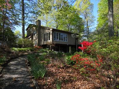 Bedford County, Franklin County, Pittsylvania County Single Family Home For Sale: 118 Arbor Ln