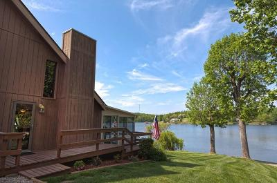 Single Family Home For Sale: 1070 Contentment Ln