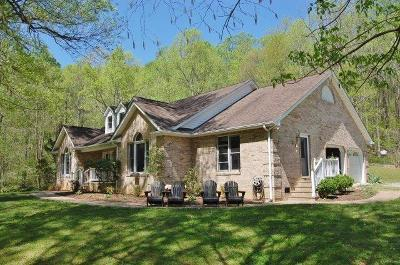 Franklin County Single Family Home For Sale: 12600 Callaway Rd