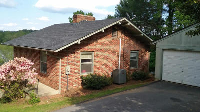 Bedford County, Franklin County, Pittsylvania County Single Family Home For Sale: 1351 Ellis Rd