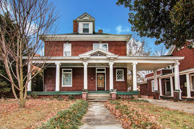 Roanoke Single Family Home For Sale: 376 Highland Ave SW