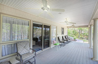 Bedford County Single Family Home For Sale: 1493 Turning Tide Rd