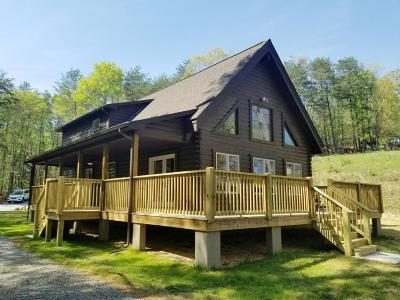 Bedford County Single Family Home For Sale: 11010 Dickerson Mill Rd