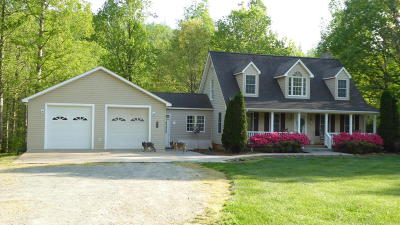 Rocky Mount Single Family Home For Sale: 140 Guilliams Ln
