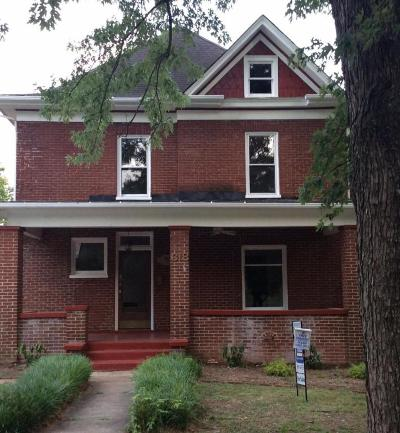Single Family Home For Sale: 618 Walnut Ave SW