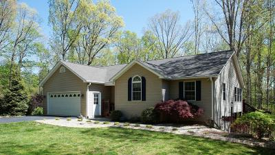 Bedford County Single Family Home For Sale: 445 Periwinkle Rd