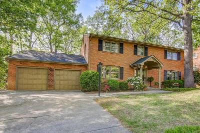 Roanoke Single Family Home For Sale: 5115 Cave Spring Ln