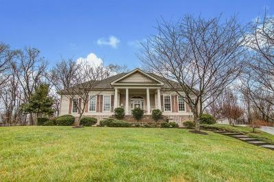 Roanoke Single Family Home For Sale: 5203 Canter Dr