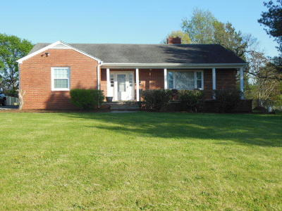 Franklin County Single Family Home For Sale: 6832 Booker T Washington Hwy