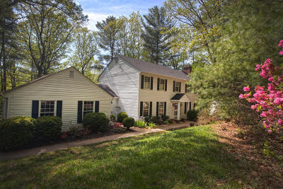 Single Family Home Sold: 6905 Mt Chestnut Rd