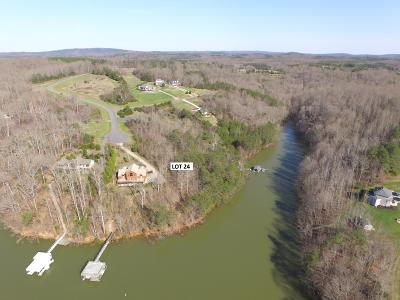 Pittsylvania County Residential Lots & Land For Sale: Lot 24 Sunset Bay Rd