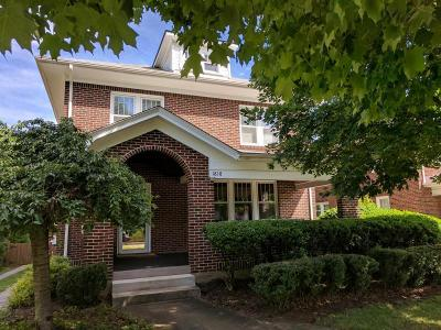 Single Family Home For Sale: 1818 Mount Vernon Rd SW