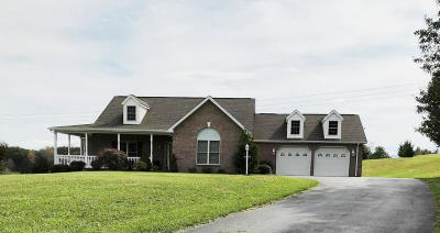 Botetourt County Single Family Home Sold: 574 Plantation Dr