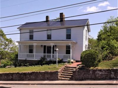 Rocky Mount Single Family Home For Sale: 260 Maple Ave