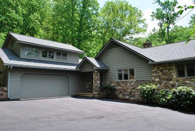 Roanoke Single Family Home For Sale: 6801 Crowell Gap Rd