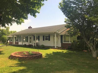 Rocky Mount Single Family Home For Sale: 3226 Rakes Rd