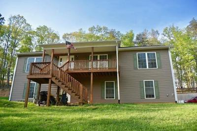 Botetourt County Single Family Home For Sale: 1925 Mountain Valley Rd