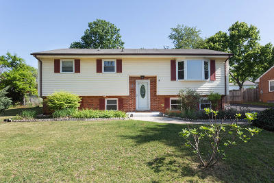 Vinton Single Family Home For Sale: 978 Norbourne Ave