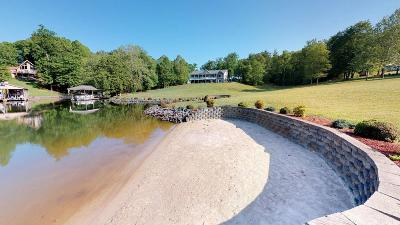 Bedford County Single Family Home For Sale: 1620 Merriman Way Rd