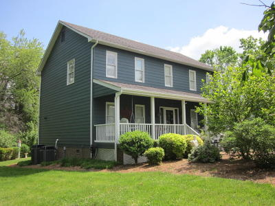 Rocky Mount Single Family Home For Sale: 280 Teel Ct