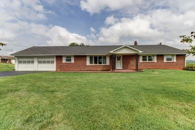 Franklin County Single Family Home For Sale: 4734 Franklin St