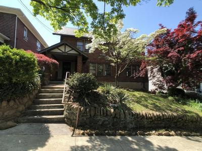 Roanoke Single Family Home For Sale: 536 Allison Ave SW