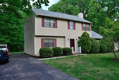 Salem Single Family Home For Sale: 5107 Cherokee Hills Dr