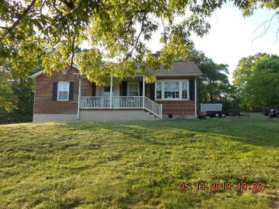 Salem Single Family Home For Sale: 3804 Givens Ave