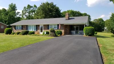 Franklin County Single Family Home For Sale: 1460 Scuffling Hill Rd