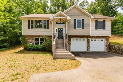 Roanoke Single Family Home For Sale: 2563 Round Top Rd NW