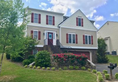 Roanoke County Single Family Home Sold: 6412 Westshire Ct