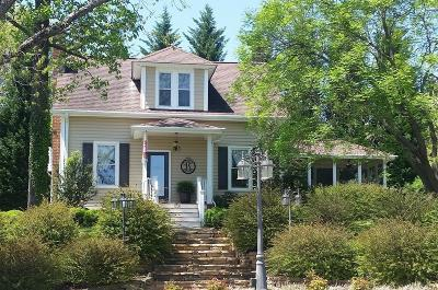 Salem Single Family Home For Sale: 1226 Lynchburg Turnpike