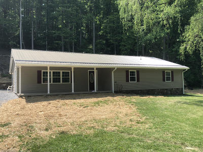 Vinton Single Family Home For Sale: 1627 Bee Hollow Rd
