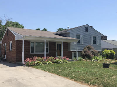 Salem Single Family Home For Sale: 906 Citadel Ln