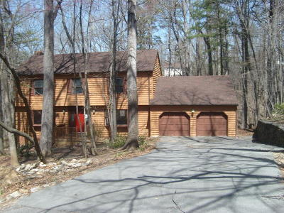 Roanoke Single Family Home For Sale: 6224 Saddleridge Ln