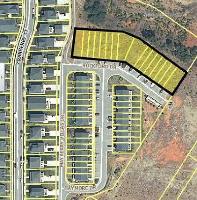 Bedford County Residential Lots & Land For Sale: Rockford Dr