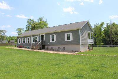 Bedford County Single Family Home For Sale: 2476 Quarles Rd