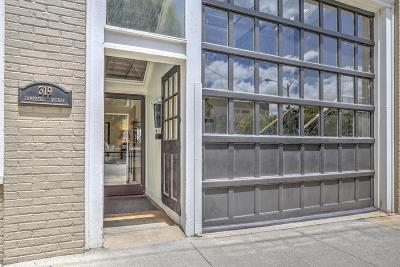 Roanoke Attached For Sale: 319 Campbell Ave SW #101