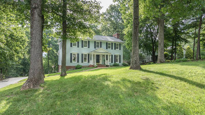Botetourt County Single Family Home For Sale: 286 Queen Regent Ct