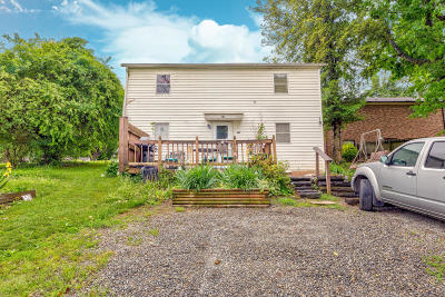 Vinton Single Family Home For Sale: 418 W Cleveland Ave