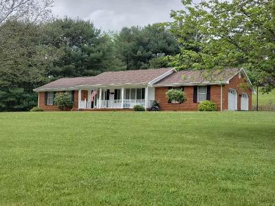 Botetourt County Single Family Home For Sale: 7559 Lee Hwy N