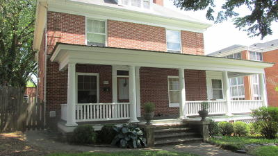 Roanoke Single Family Home For Sale: 2219 Broadway Ave SW